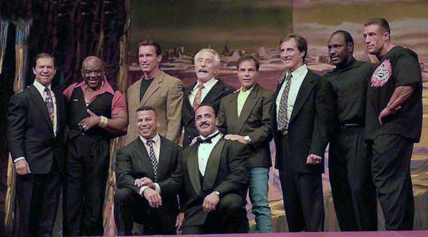 Встреча чемпионов (1995)