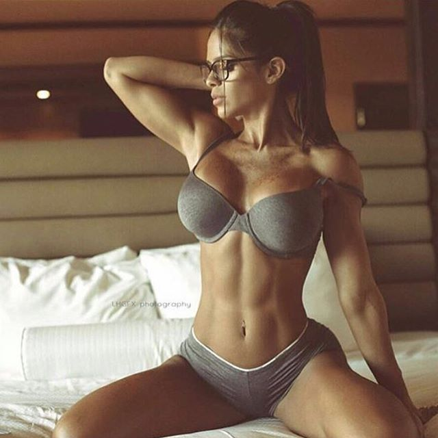 Hairy fit girls old